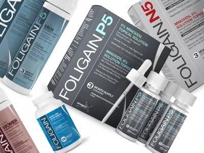 Foligain, la marca líder en cabello