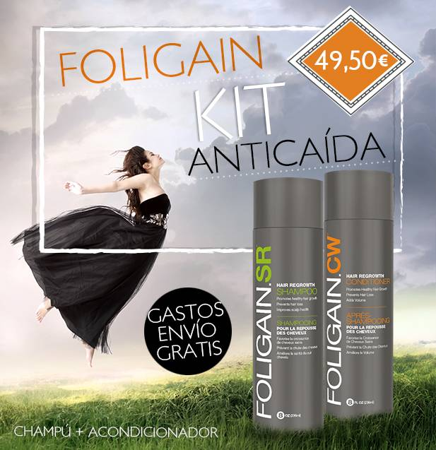 Foligain Anticaída
