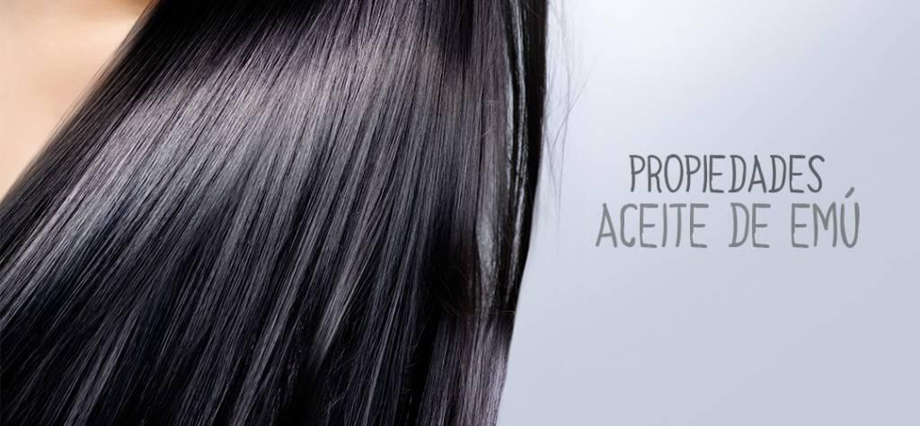 Aceite de Emú para el cabello