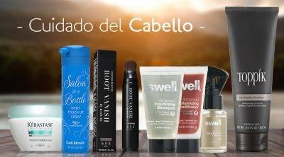 Productos para el cuidado del cabello en verano