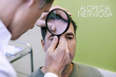 Alopecia nerviosa, en qué consiste