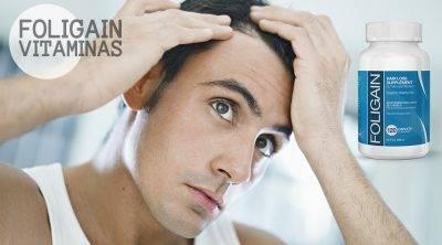 Foligain frena la caída de cabello