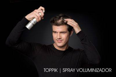 Spray Voluminizador Toppik