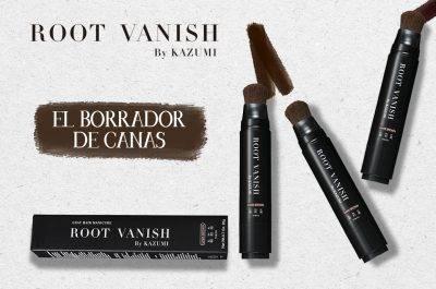 Root vanish, el pincel para borrar las canas
