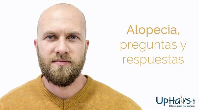 Preguntas y respuestas sobre la alopecia