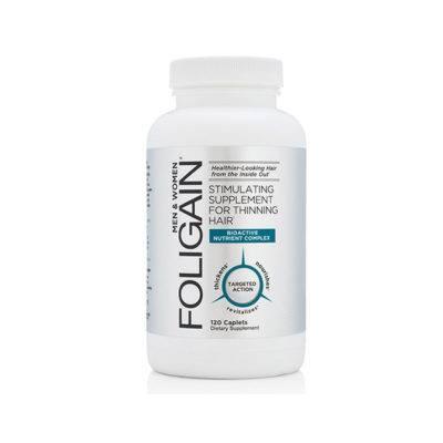 Vitaminas Foligain en un nuevo formato